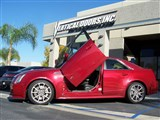 Vertical Doors VDCCADCTS0810 Lambo Vertical Door Kit 2008-2013 Cadillac CTS/CTS-V /