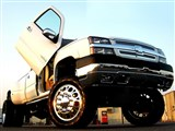 Vertical Doors VDCCHEVY-GMC9906 Lambo Vertical Door Kit 1999-2006 Chevrolet/GMC Full-Size Truck /