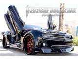Vertical Doors VDCCHEVYCAM10 2010 2011 2012 2013 2014 Camaro Vertical Door Kit - Lambo Door Kit /