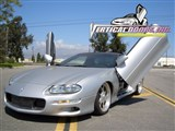 Vertical Doors VDCCHEVYCAM9802 Lambo Vertical Door Kit 1998 1999 2000 2001 2002 Camaro /