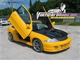 Vertical Doors VDCCHEVYCAV9504 Lambo Vertical Door Kit 1995-2005 Chevrolet Cavalier /