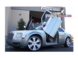 Vertical Doors Inc VDCCRY3000410 Lambo Vertical Door Kit 2004-2010 Chrysler 300 /