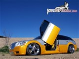 Vertical Doors Inc VDCDMAG0408 Lambo Vertical Door Kit 2004-2008 Dodge Magnum /