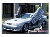 Vertical Doors Inc VDCFM9498 Lambo Vertical Door Kit 1994-1998 Ford Mustang /