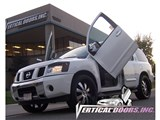 Vertical Doors Inc VDCNARM04 Lambo Vertical Door Kit 2004-2010 Nissan Armada /