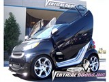 Vertical Doors Inc VDCSMART420810 Lambo Vertical Door Kit 2008-2014 Smart Car ForTwo 451 /
