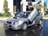 Vertical Doors Inc VDCSUBIMP0107 Lambo Vertical Door Kit 2001-2007 Subaru Impreza/WRX/STI /