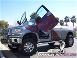 VDI VDCTOYTUN07 Lambo Door Kit / Vertical Door Kit 2007-2014 Toyota Tundra /