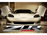 Vertical Doors ZLRC60511 ZLR McLaren Style Vertical Door Kit 2005-2011 Corvette /