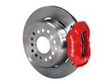 "Wilwood 140-10094-R Dynalite 12"" Rear Big Brake Kit, Red, 1963-1987 GM Trucks / Wilwood 140-10094-R"