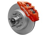 "Wilwood 140-14974-R Dynapro 6 Front 12"" Big Brake Kit, Red, 1951-1959 Chevrolet & GM Truck / Wilwood 140-14974-R"
