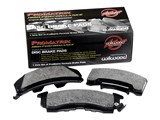 Wilwood 150-D1053K Pro Matrix D1053 High Performance Rear Brake Pads 2004 2005 2006 Cadillac CTS-V /