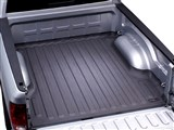 WeatherTech 39814 TechLiner Bed Mat Bed Liner 2019-2021 Chevrolet Silverado & GMC Sierra 8-ft Bed / WeatherTech 39814 TechLiner Bed Mat Bed Liner