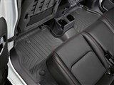 WeatherTech 4413134 FloorLiner Black Rear Floor Mats For 2020+ Jeep Gladiator / WeatherTech 4413134 FloorLiner Rear Floor Mats
