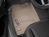 WeatherTech 4513131 FloorLiner Tan Front Floor Mats For 2020+ Jeep Gladiator / WeatherTech 4513131 FloorLiner Front Floor Mats