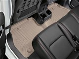 WeatherTech 4513134 FloorLiner Tan Rear Floor Mats For 2020+ Jeep Gladiator / WeatherTech 4513134 FloorLiner Rear Floor Mats