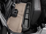 WeatherTech 4S011 Black Under Seat Storage System For 2020+ Jeep Gladiator / WeatherTech 4S011 Black Under Seat Storage System