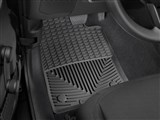 WeatherTech W475-W511 Black Front & Rear All-Weather Rubber Floor Mats For 2020+ Jeep Gladiator / WeatherTech W475-W511 Floor Mats