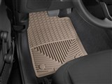 WeatherTech W475TN-W511TN Tan Front & Rear All-Weather Rubber Floor Mats For 2020+ Jeep Gladiator / WeatherTech W475TN-W511TN Floor Mats