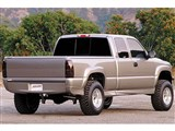 Xenon 10500 1999-'02 Sierra Sportside Truck, Std Cab/Shortbed Body Kit /