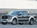 Xenon 11640 2004-05 F-150 SuperCrew, Styleside Body Kit /
