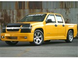 Xenon 12060 Colorado/Canyon Ground Effects Body Kit - Ext Cab /