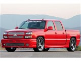 Xenon 12230 2003-06 Silverado Fleetside Truck, Crew Cab 1500, 5'7 Bed Body Kit /
