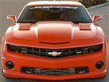 Xenon 12920 Louvered Hood Scoop Set (Pair) 2010 2011 2012 2013 Camaro /