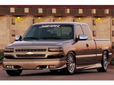 Xenon 4220 1999-'00 Silverado Fleetside Truck, X-Cab/Shortbed, 3 Dr. Body Kit /