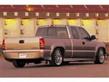 Xenon 4350 2000-'02 Sierra Sportside Truck, Ext. Cab/Shortbed, 4 Dr.Only Fender Flares /