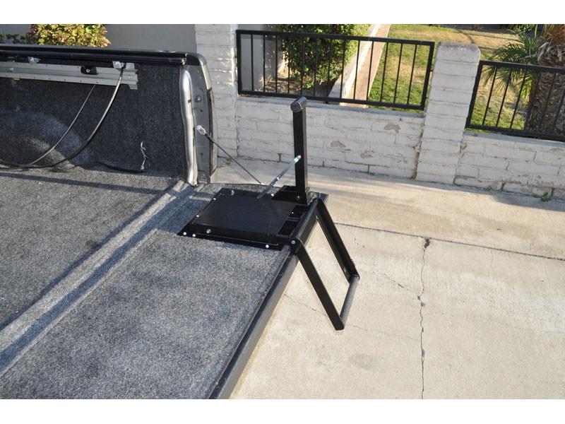 Bak Step Universal Tailgate Step Amp Handle For Easy Truck